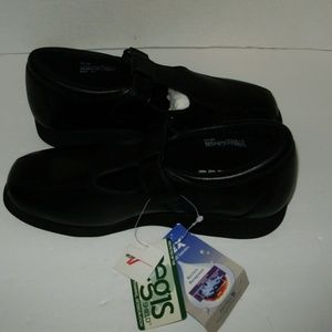 Drew Womens Orthopedic Shoes Size 6.5 M Black